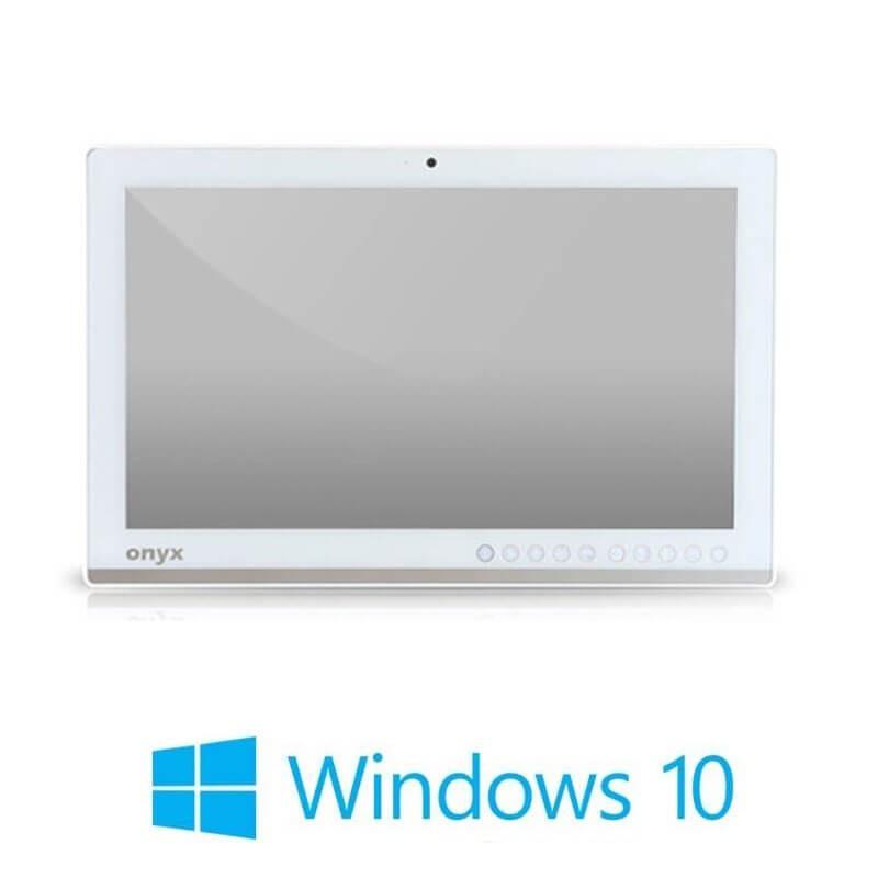 All-in-One Fanless Zeus Multi-Touch 22″, Intel i7-3555LE, SSD, Full HD, Win 10 Home
