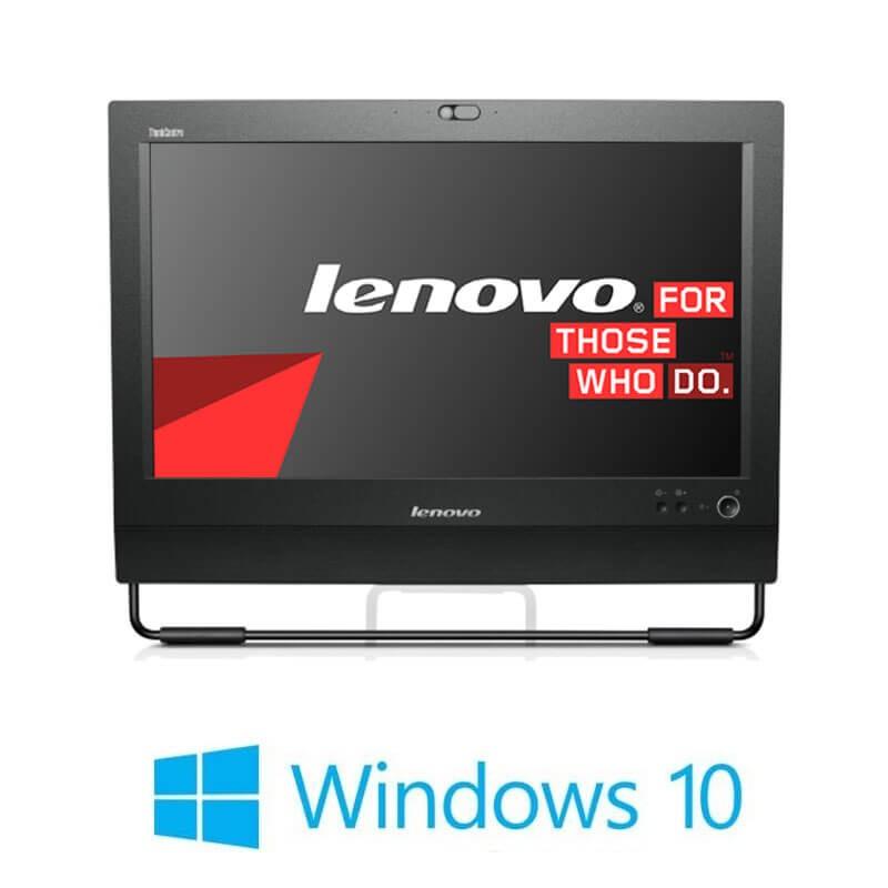 All-in-One Lenovo ThinkCentre M71z, Quad Core i7-2600, SSD, Webcam, Win 10 Home
