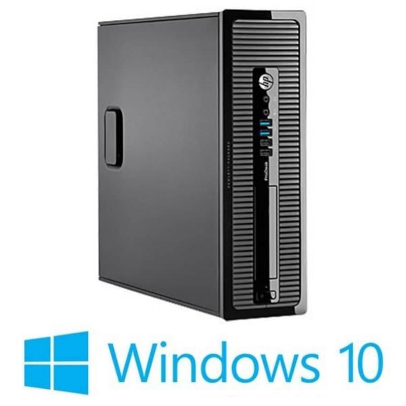 Calculatoare HP ProDesk 400 G1 SFF, Core i7-4790, Win 10 Home
