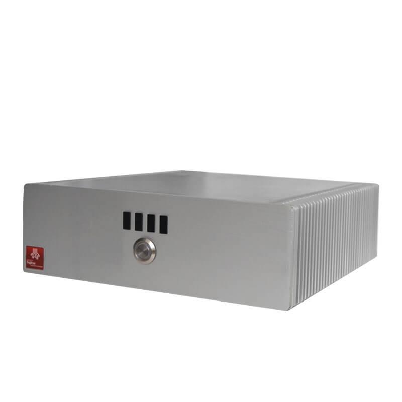 Calculatoare Industrial second hand D3003-S2, AMD Dual Core G-T56N, 120GB SSD NOU, 2 x Rj-45, 2 x Serial