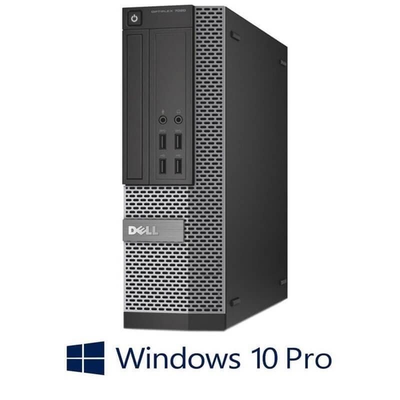 Calculator Dell OptiPlex 7020 SFF, Intel Core i3-4160, Windows 10 Pro