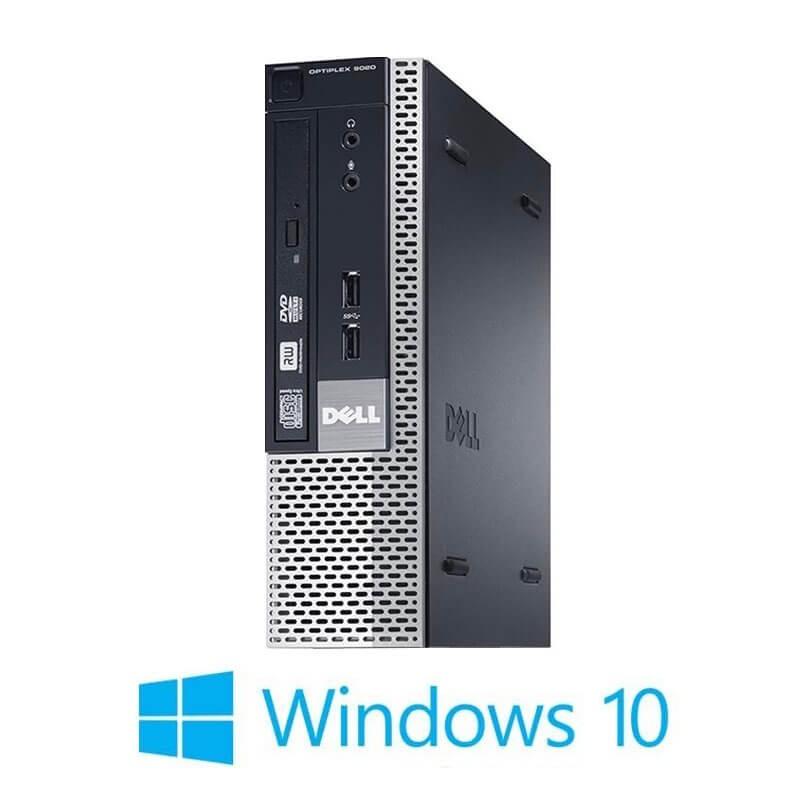 Calculator Dell OptiPlex 9020 USFF, i5-4590S, Win 10 Home