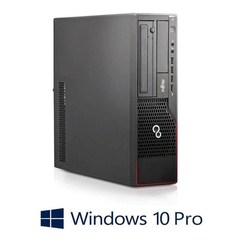 Calculator Fujitsu ESPRIMO E710, Intel Dual Core G1610, Windows 10 Pro