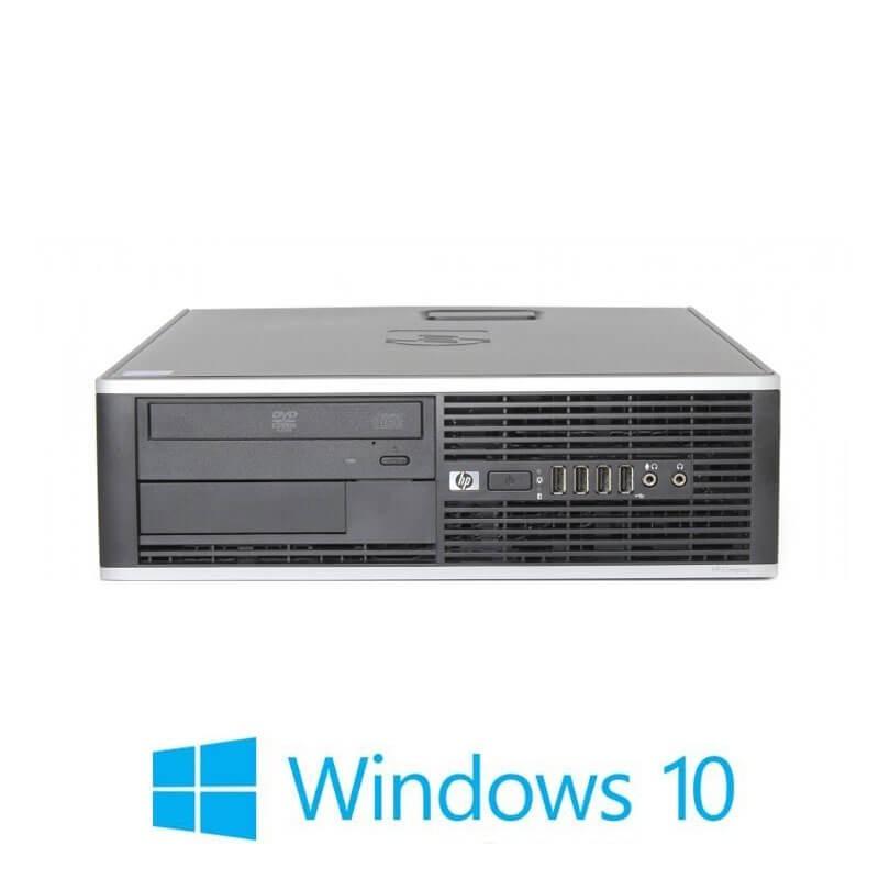 Calculator HP Compaq 6000 Pro SFF, Core 2 Duo E8500, Windows 10 Home