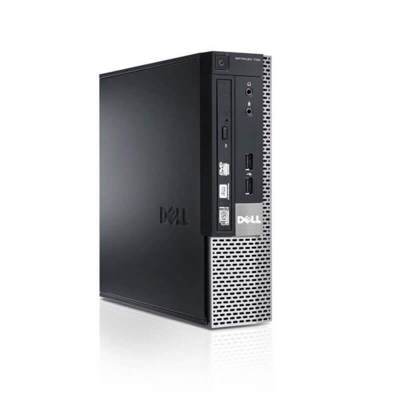 Calculator SH Dell OptiPlex 790 USFF, i3-2100, 4Gb DDR3