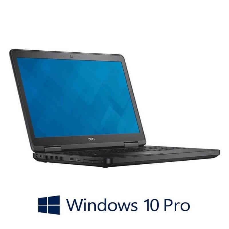 Laptop Dell Latitude E5440, Intel i7-4600U, 240GB SSD, 14 inci, Webcam, Win 10 Pro