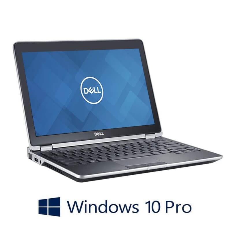 Laptop Dell Latitude E6230, Intel Core i5-3340M, Webcam, Windows 10 Pro