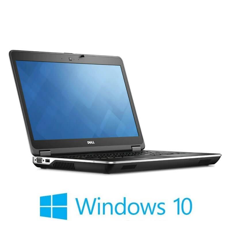 Laptop Dell Latitude E6440, i7-4610M, 250GB SSD, Full HD, Win 10 Home