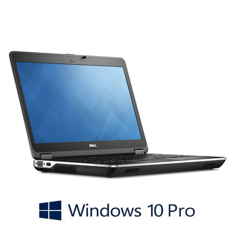 Laptop Dell Latitude E6440, i7-4610M, 250GB SSD, Full HD, Win 10 Pro