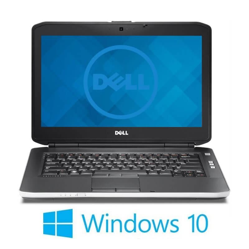 Laptopuri Dell Latitude E5430, i5-3210M, 120GB SSD, Baterie Noua, Webcam, Win 10 Home