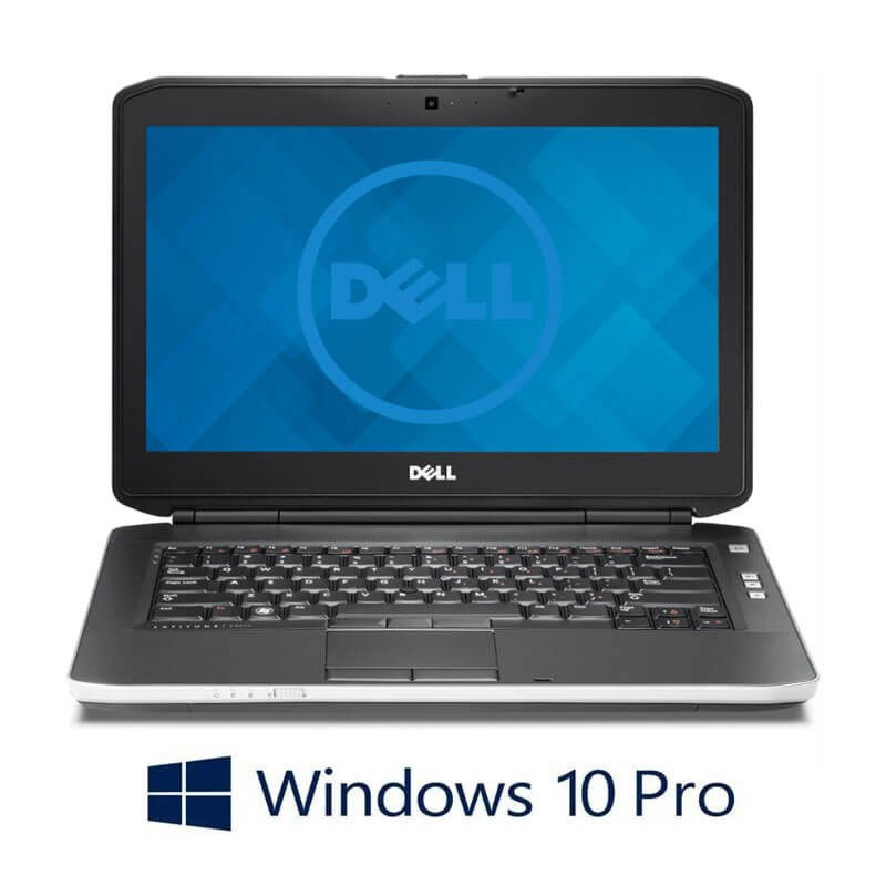 Laptopuri Dell Latitude E5430, i5-3210M, 120GB SSD, Baterie Noua, Webcam, Win 10 Pro