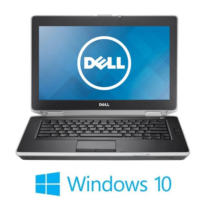 Laptopuri Dell Latitude E6430, Intel i5-3340M, 256GB SSD, 14 inci, Webcam, Win 10 Home