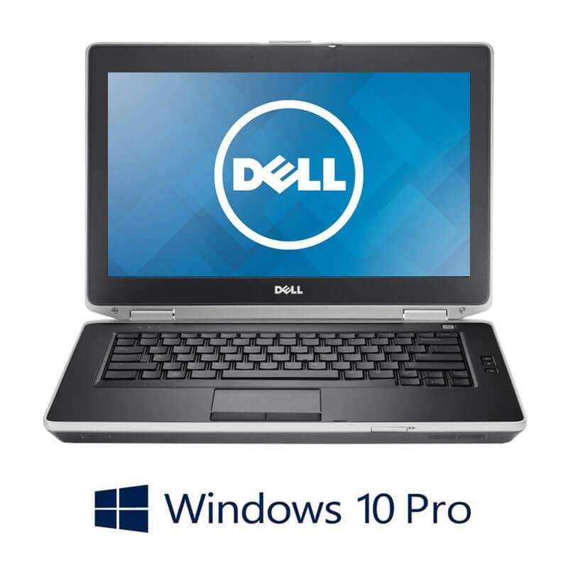 Laptopuri Dell Latitude E6430, Intel i5-3340M, 256GB SSD, 14 inci, Webcam, Win 10 Pro