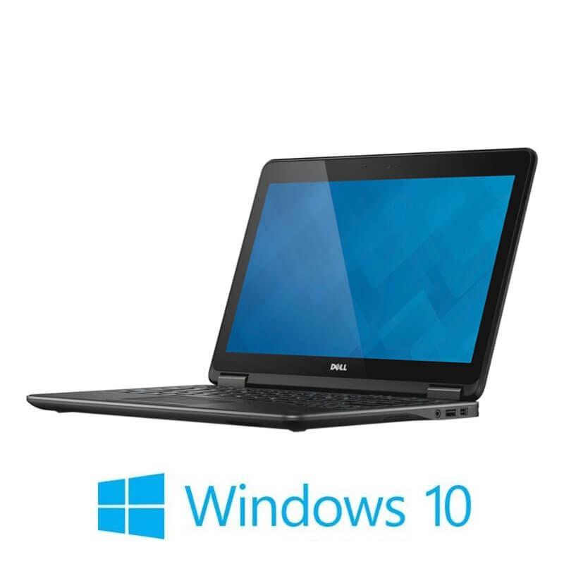 Laptopuri Dell Latitude E7240, i5-4300U, Win 10 Home