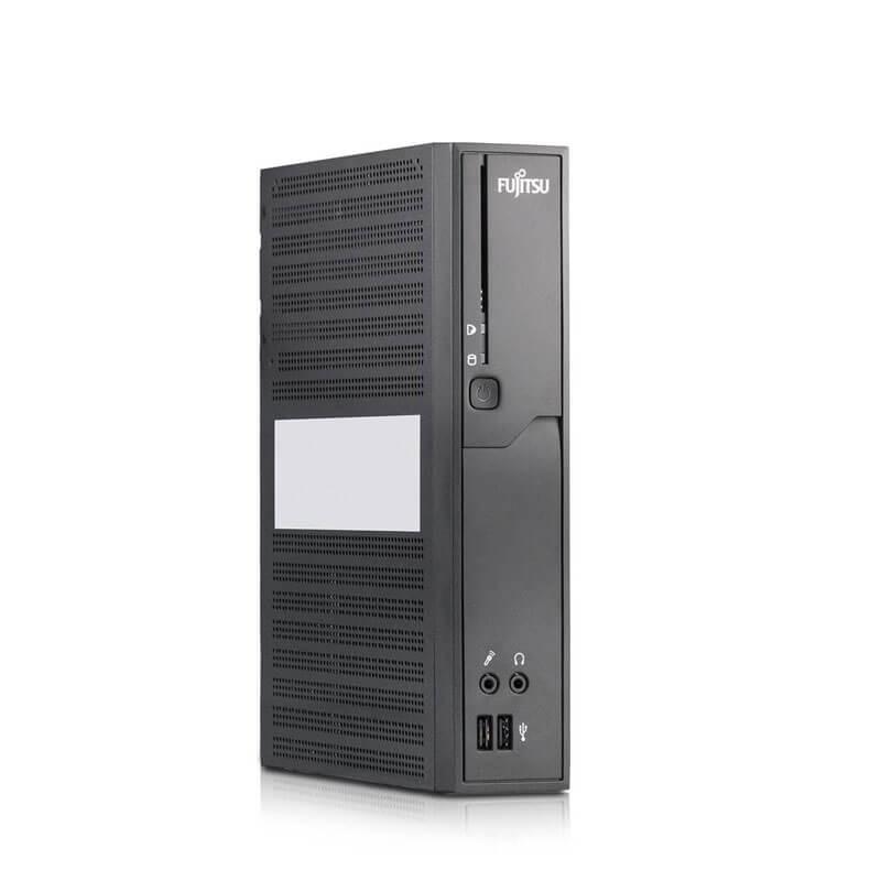 Mini Calculatoare Thin Client second hand Fujitsu FUTRO S900n, AMD G-T44R, 2GB DDR3, 4GB mSATA