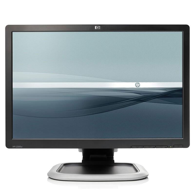 Monitor LCD HP L2245wg, 22 inci WideScreen