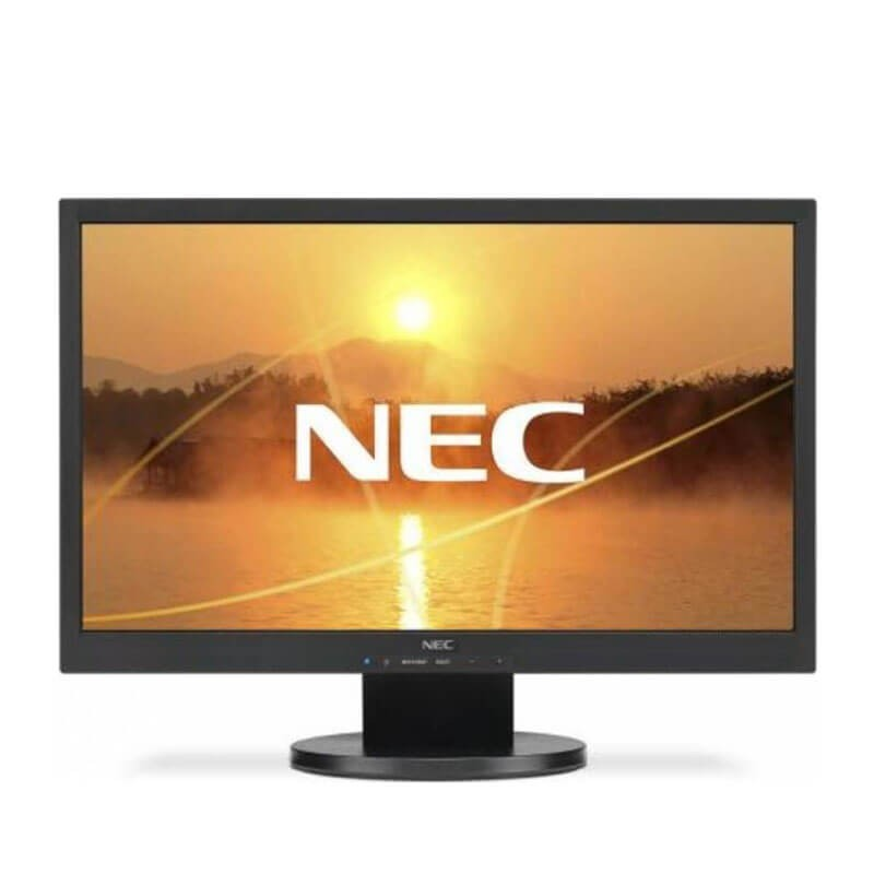 Monitor LCD Nec LCD222WG, 22 inci WideScreen