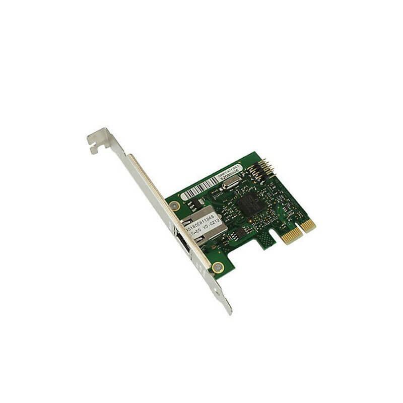 Placa de retea SH Fujitsu D2907-A11 GS1, Gigabit, PCI-E x1