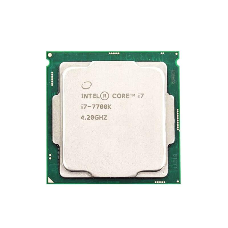 Procesoare Intel Quad Core i7-7700K, 4.20GHz, 8MB Smart Cache