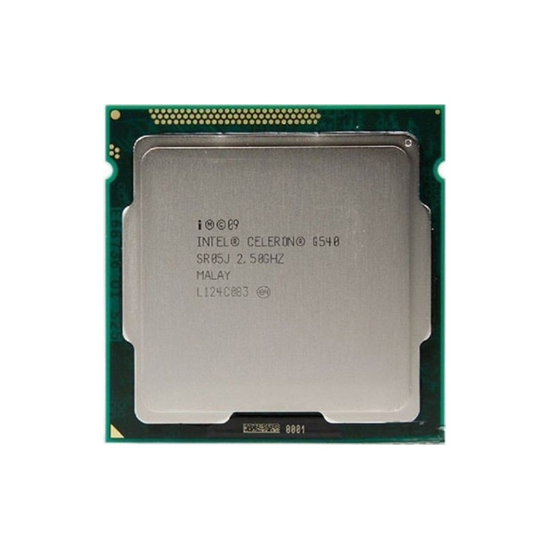 Procesoare Refurbished Intel Dual Core G540, 2.50GHz, 2Mb Cache