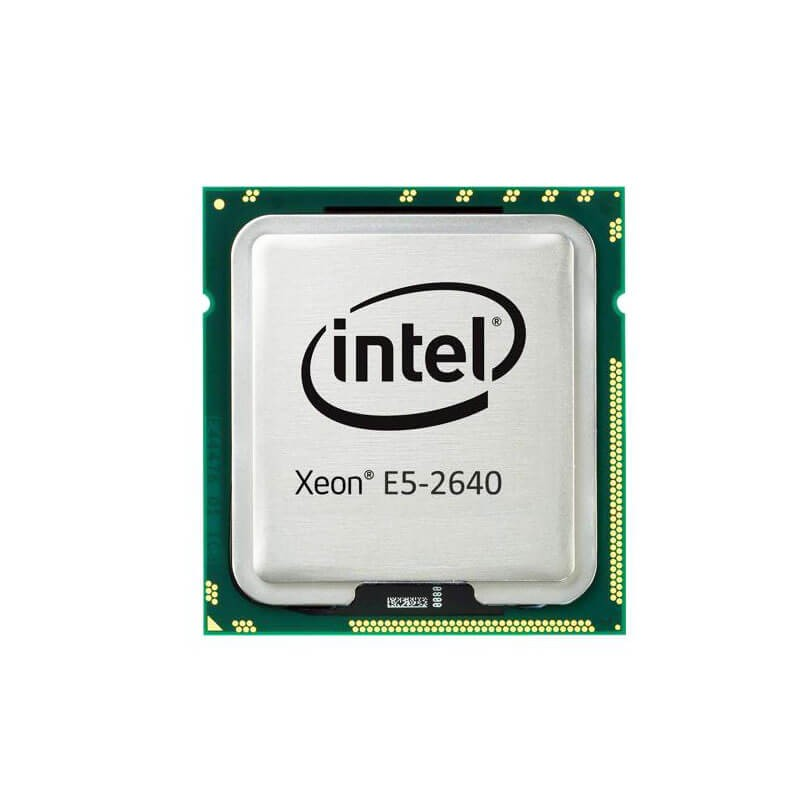 Procesoare Refurbished Intel Xeon Hexa Core E5-2640, 2.50GHz, 15Mb Cache