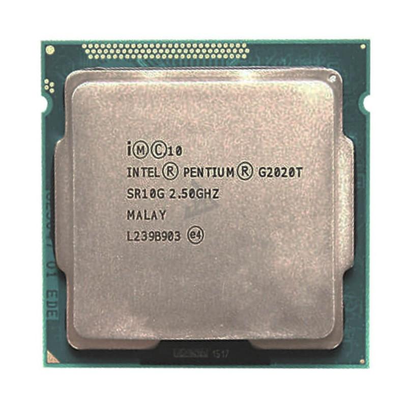 Procesoare SH Intel Pentium G2020T, Dual Core 2.5GHz
