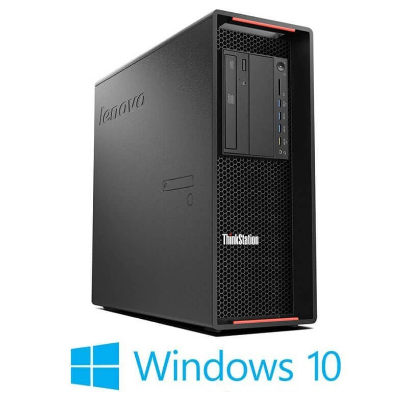 Statie grafica Lenovo ThinkStation P500, E5-2680 v3 12-Core, Quadro K2200, Win 10 Home
