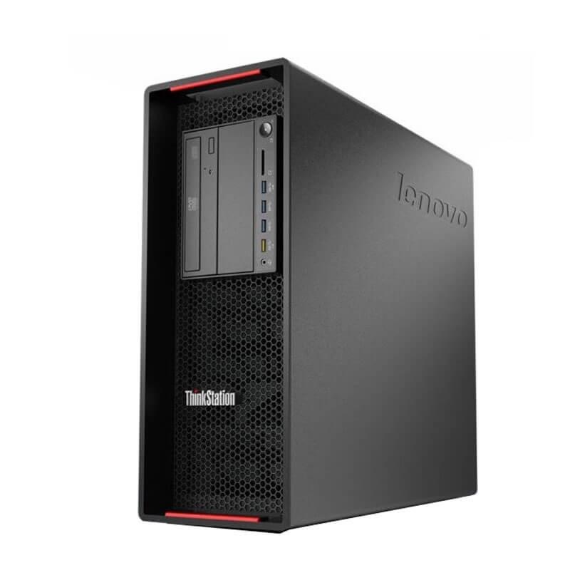 Statie grafica second hand Lenovo ThinkStation P500, Xeon E5-1620 v3, Quadro 5000 2.5 GB 320-bit