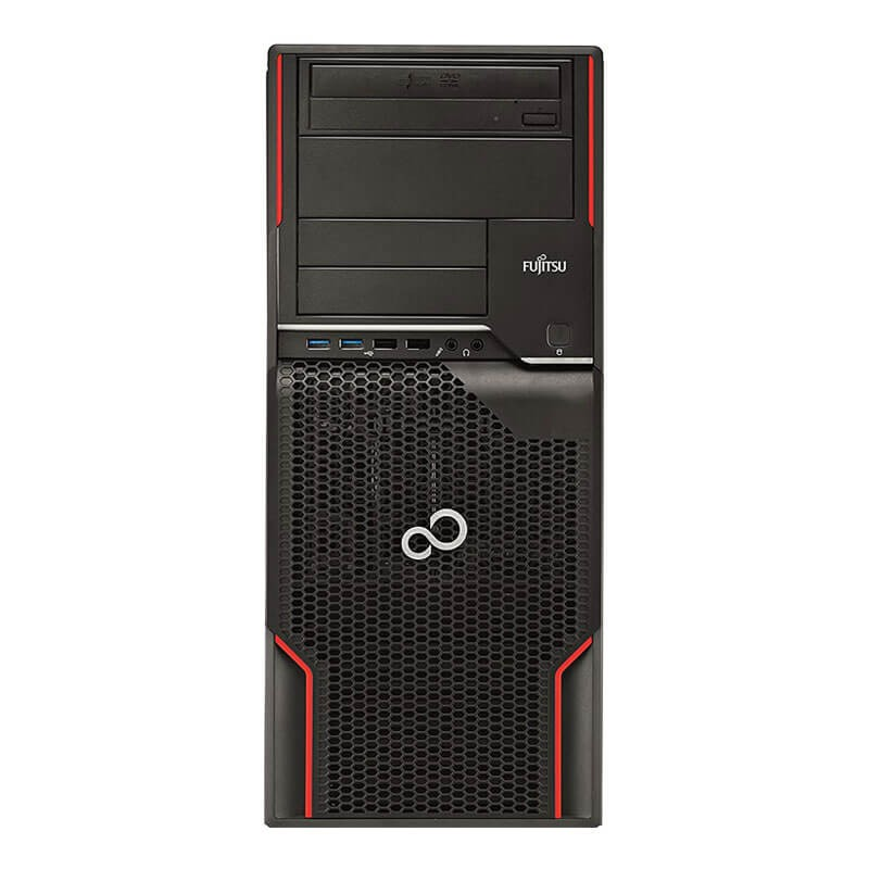 Statie grafica SH Fujitsu CELSIUS W520, Intel i3-3220, GeForce 605 DP