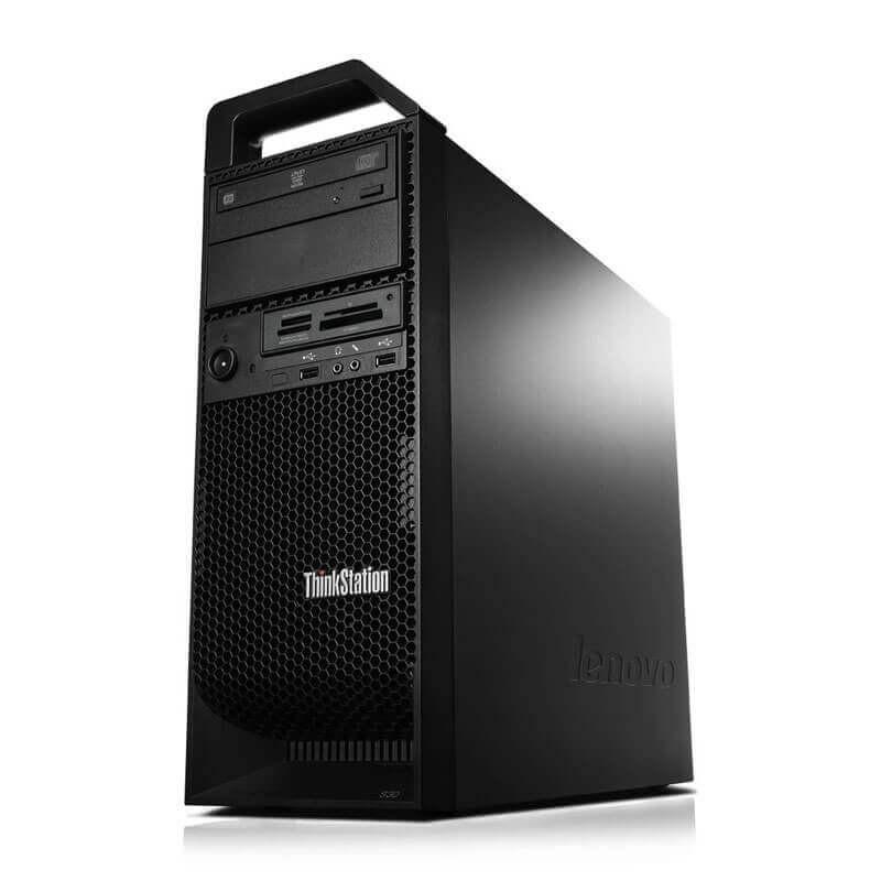 Statie grafica SH Lenovo ThinkStation S30, Xeon E5-1620 v2, GeForce GT 240