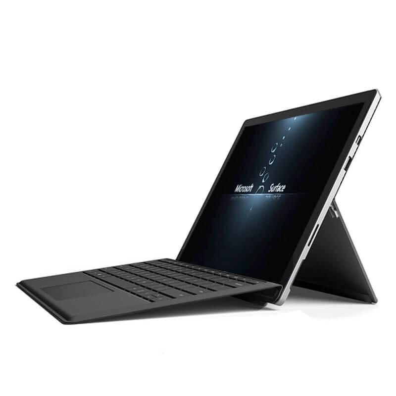 Tableta second hand Microsoft Surface Pro 4, Intel Core i5-6300U, SSD, 12.3 inci 2K, Webcam